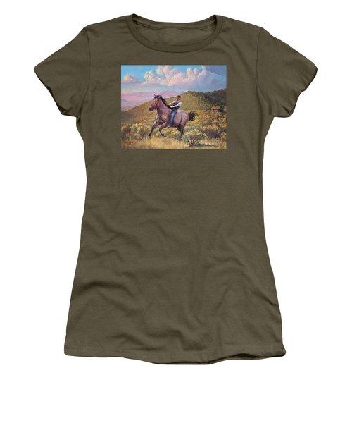 Runaway Roan Women's T-Shirt