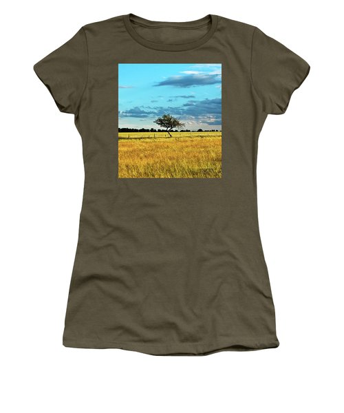 Rural Idyll Poetry Women's T-Shirt