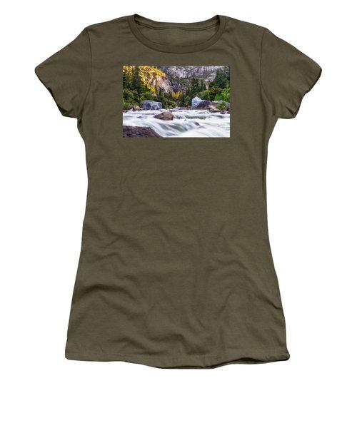 Rush Of The Merced Women's T-Shirt