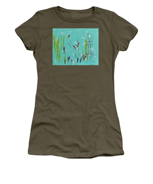 Rushes And Reeds Women's T-Shirt
