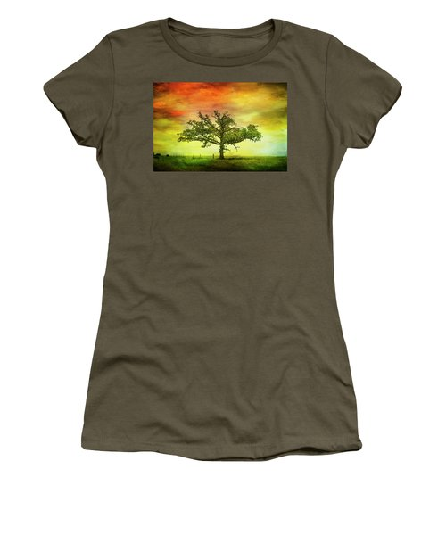 Rushford Tree On 43 Women's T-Shirt