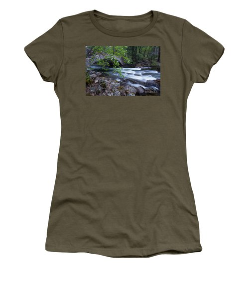 Rushing Water Women's T-Shirt