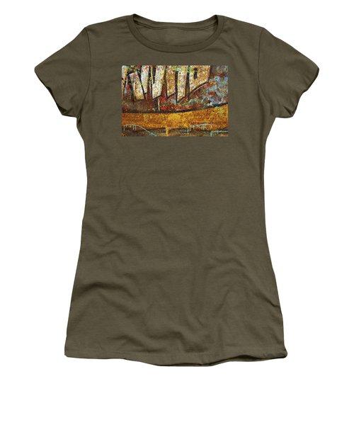 Rust Colors Women's T-Shirt