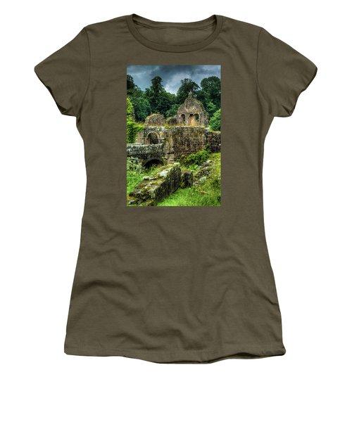 Rustic Abbey Remains Women's T-Shirt