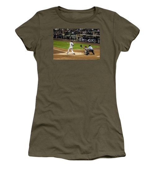 Ryan Braun  Women's T-Shirt (Athletic Fit)