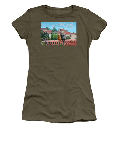 Saint-frajou. August. Women's T-Shirt