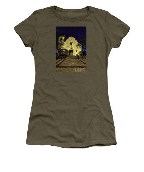 Saint Johns Women's T-Shirt (Athletic Fit)