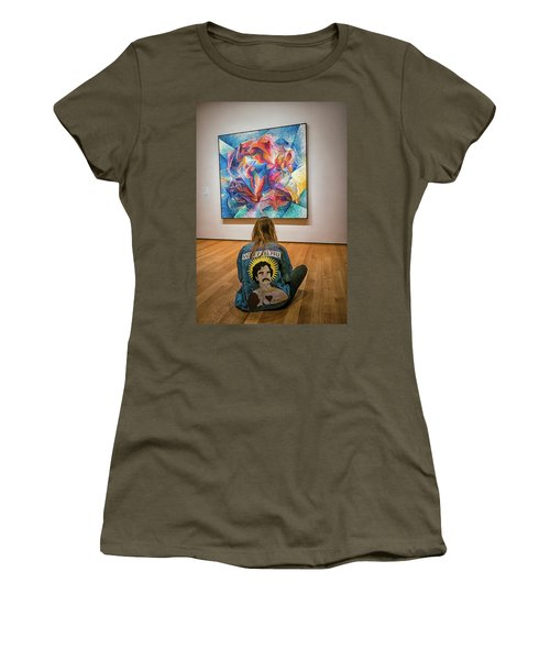 Saint Pablito At Moma Women's T-Shirt
