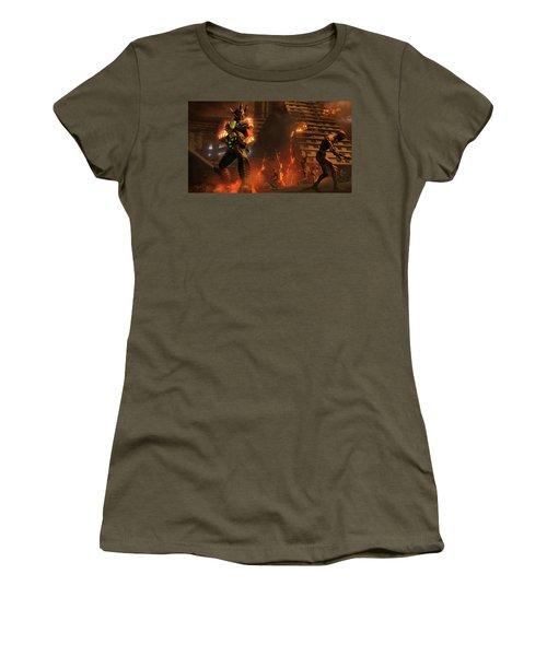 Saints Row Iv Re-elected Women's T-Shirt
