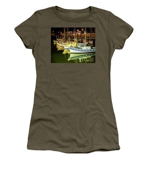 San Francisco Fisherman's Wharf Women's T-Shirt
