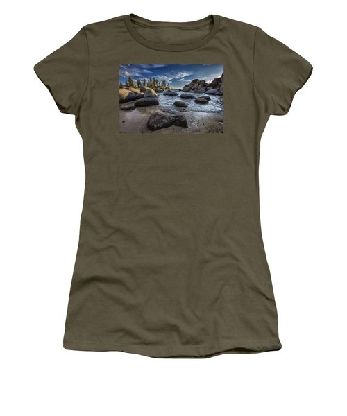 Sand Harbor II Women's T-Shirt
