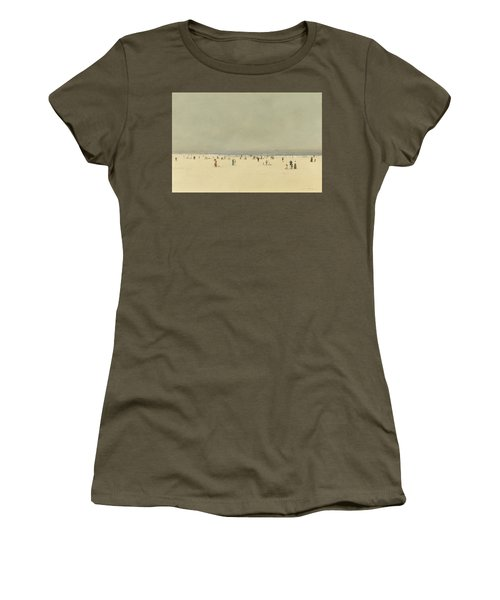 Sand Sea And Sky A Summer Phantasy Women's T-Shirt