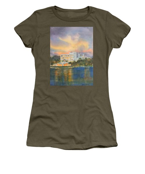 Sandcastle Retreat  Women's T-Shirt