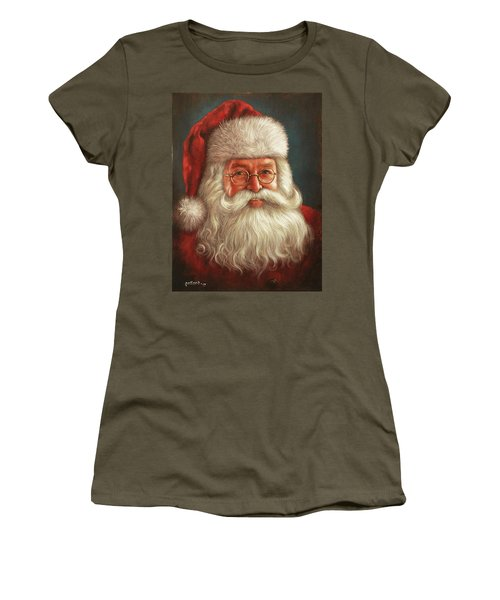 Santa 2017 Women's T-Shirt