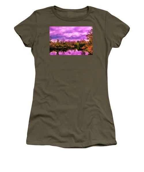 Women's T-Shirt (Junior Cut) featuring the photograph Sarasota Symphony 2 by Madeline Ellis