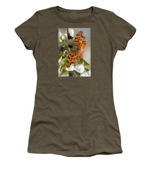 Satyr Comma Women's T-Shirt (Athletic Fit)