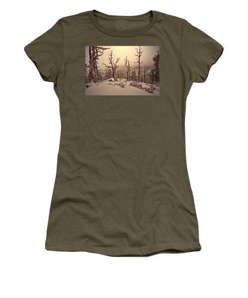 Saving You  Women's T-Shirt (Junior Cut) by Mark Ross