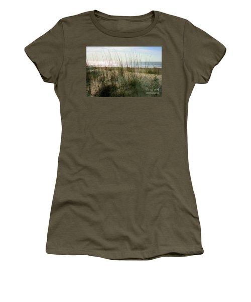 Scene From Hilton Head Island Women's T-Shirt