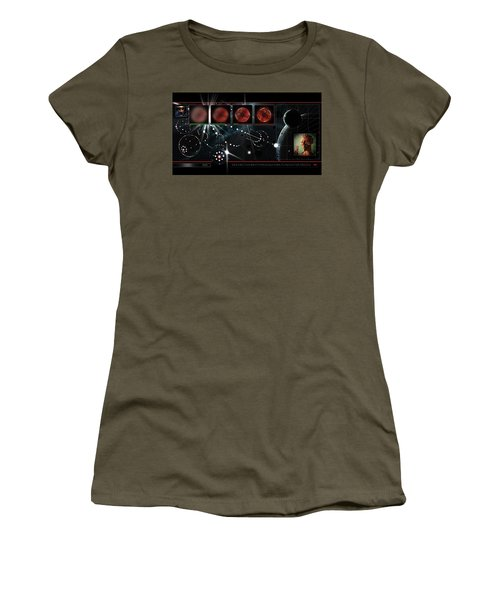 Sci Fi Women's T-Shirt (Athletic Fit)