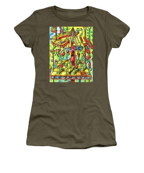 Science Of Chess Women's T-Shirt
