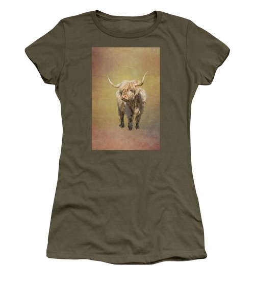 Scottish Highlander Women's T-Shirt