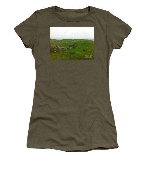 Scottish Wall Women's T-Shirt
