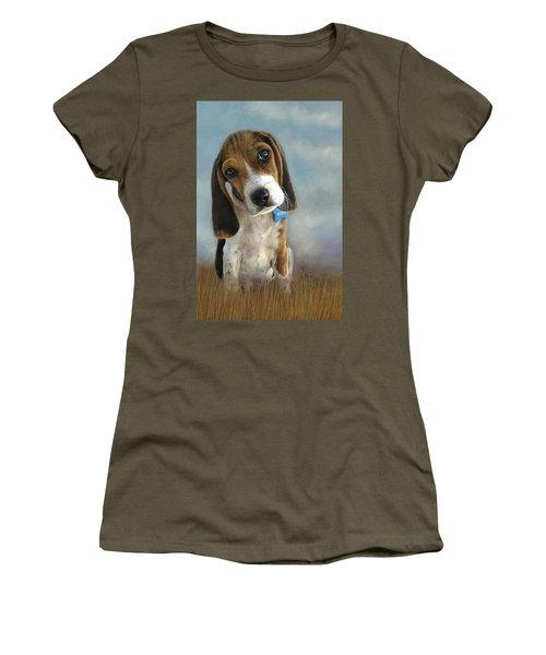Scout Women's T-Shirt (Junior Cut) by Steven Richardson