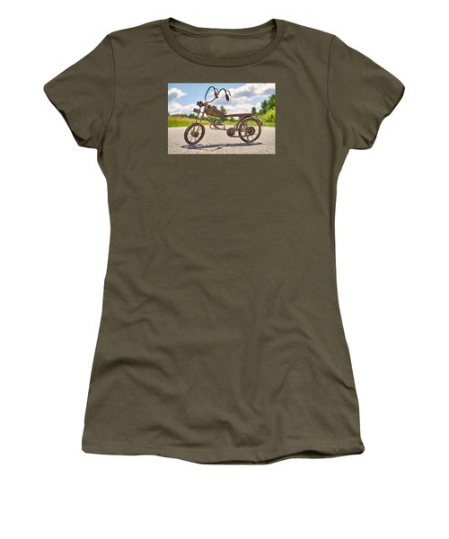 Scrawny Women's T-Shirt (Junior Cut) by Tgchan