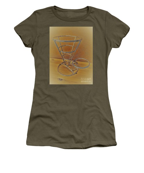 Sculpture  Women's T-Shirt (Athletic Fit)