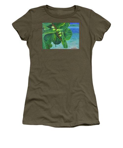 Sea Grapes Women's T-Shirt