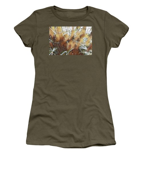 Seagrass Women's T-Shirt (Athletic Fit)
