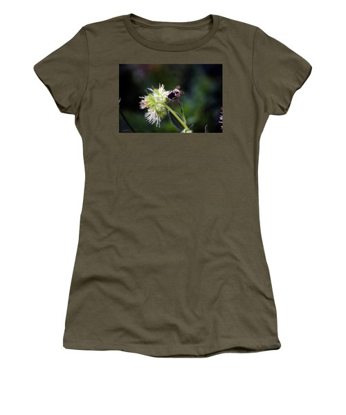 Searching For Pollen Women's T-Shirt (Athletic Fit)