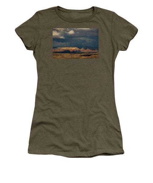 Secret Mountain Wilderness Storm Women's T-Shirt