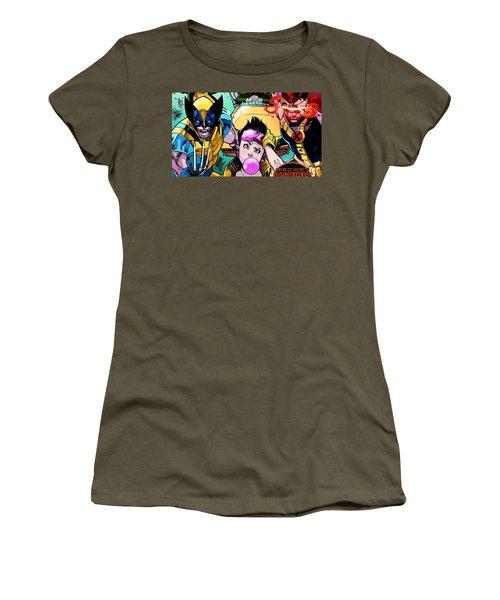 Secret Wars Women's T-Shirt