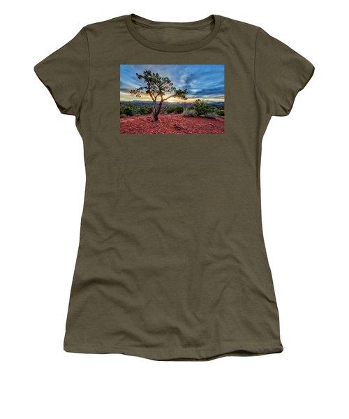 Sedona In The Morning Women's T-Shirt