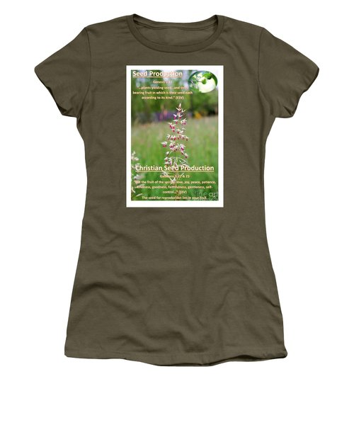 Seed Production Women's T-Shirt