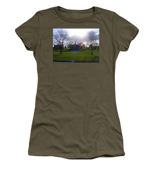 Seminary Ridge Women's T-Shirt (Athletic Fit)