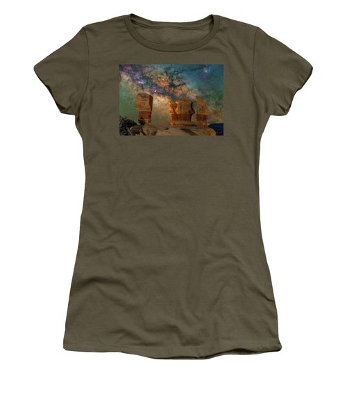 Sentinels Of The Night Women's T-Shirt