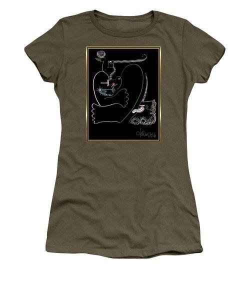 Serpent Moon Women's T-Shirt