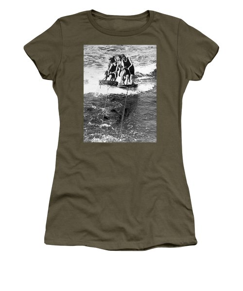 Sf Aquaplane Lovers Women's T-Shirt