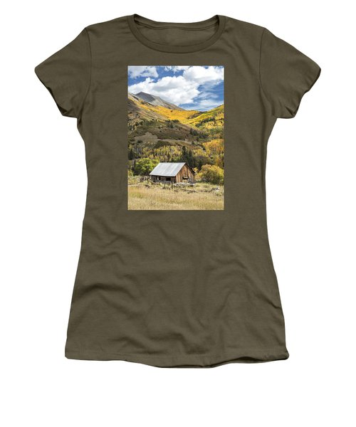 Shack With Relics Women's T-Shirt