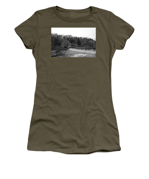 Shadows On The Mill In Clinton Women's T-Shirt