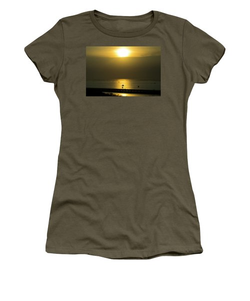 Shaft Of Gold Women's T-Shirt