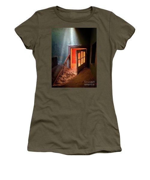 Shaft Of Light Women's T-Shirt
