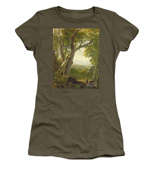Shandaken Ridge - Kingston Women's T-Shirt