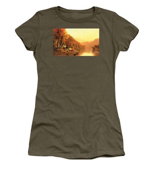 Shawanagunk Mountains Women's T-Shirt