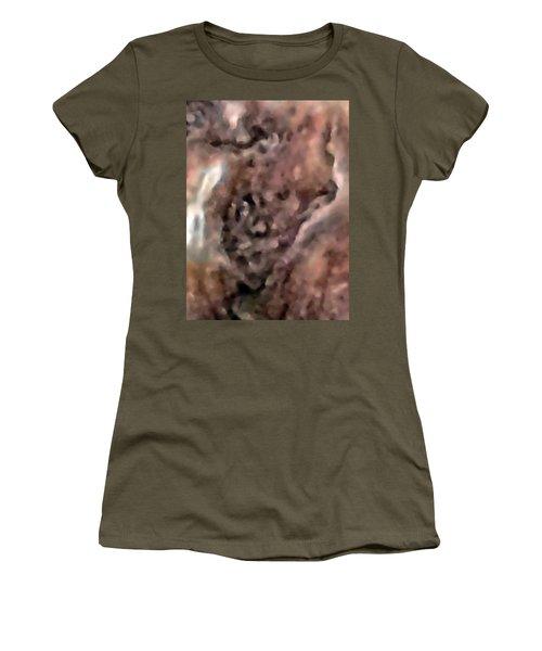 Shell Boy Spirit Photo Women's T-Shirt (Junior Cut) by Gina O'Brien
