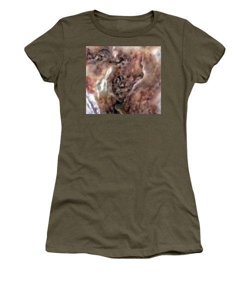 Shell Boy Spirit Photo Women's T-Shirt