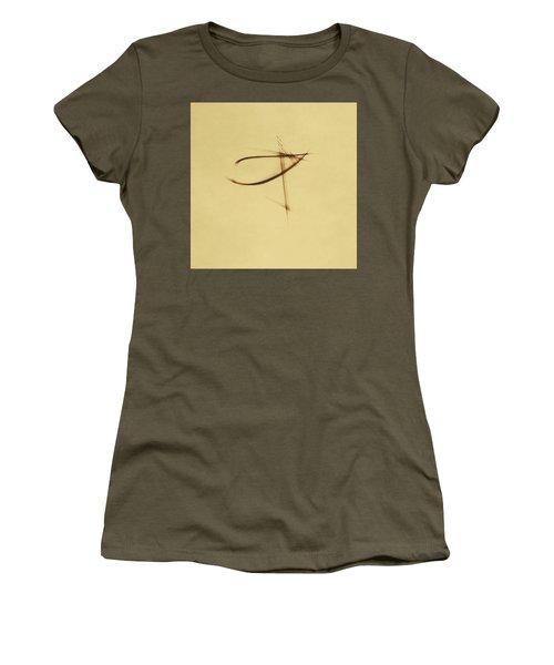 Shining Glyph #04 Women's T-Shirt