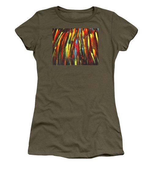 Shooting Stars Women's T-Shirt